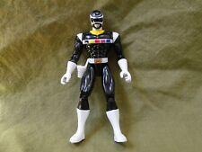 New listing 1997 Power Rangers in Space: Black Ranger Action Figure