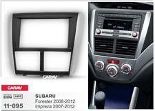 Carav 11-095 voiture radio Fascia Plaque Panel Frame Kit Pour Subaru Forester; Impreza