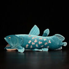 Coelacanth Stuffed Toys Soft Simulation Sea Animals Plush Toy Fish Dolls For Kid