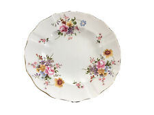 """More details for 10.5"""" royal crown derby english bone china derby posies dinner plate"""