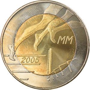 [#370040] Finlande, 5 Euro, Helsinki Athletic Championship, 2005, Vantaa, SPL
