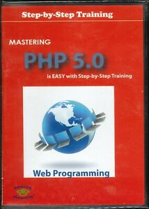 Mastering PHP 5.0 PC CD-ROM Web Programming Training Disk