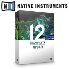 Native Instruments Komplete 12 Update From Komplete 8-11 Production Software