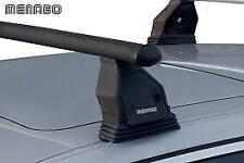 Barre Portatutto Menabo' Tema per BMW serie 3 (E46) (E90) (E91) (F30)  (F36)
