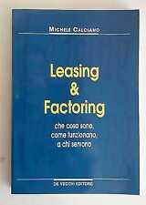 (1289) Leasing & Factoring - Michele Calciano - De Vecchi