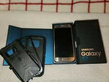 New listing Samsung Galaxy S7 Gold Platinum 32Gb - Great Condition, Verizon Unlocked, w/ Box