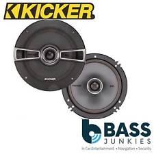 """KICKER KSC654 2 Way 6"""" inch 16cm 160mm 200 Watts a Pair Car Van Door Speakers"""