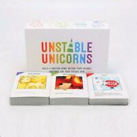 Unstable Unicorns Card Game Strategic Card Game Party Game for Adults and Teen