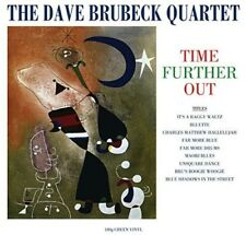 Dave Brubeck Quartet - Time Further Out [New Vinyl LP] Colored Vinyl, Green, 180