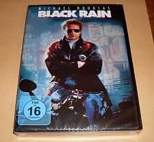 DVD Black Rain - Michael Douglas - Andy Garcia - Ridley Scott - Neu OVP