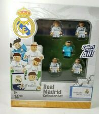 Real Madrid Licensed Soccer Football Team Collector Set New in Box OYO Sports