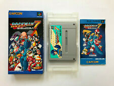 No Shipping to USA Rockman 7 Megaman Super Famicom SFC SNES Japan