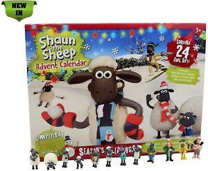 Shaun the Sheep Kids Advent Calendar