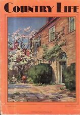 1930 Country Life June - Planes for every purse; Middletown NY home; Irises;