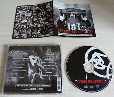 RARE CD ALBUM L'HEURE DU VERDICT 187 19 TITRES 2008 RAP FRANCAIS