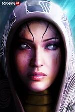 "130 Mass Effect 3 III Tali Zorah Game 14""x21"" Poster"