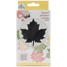"""EK SUCCESS Maple Leaf Large Punch E5430157, Punched Image 2.5"""" ~ NIB"""