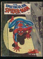 Spectacular Spider-Man #1 Marvel Comics 7/1968 Updated Origin Of Spider-Man