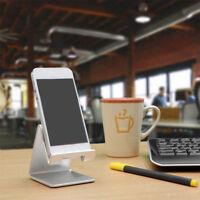 Universal Aluminum Phone Desk Table Desktop Stand Holder For Cell Phone Tablet