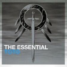 "TOTO ""THE ESSENTIAL TOTO"" 2 CD NEW+"