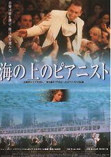 The Legend of 1900 - Original Japanese Chirashi Mini Poster - Tim Roth