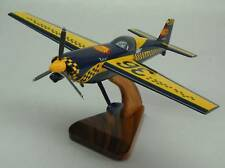 ZE-540 Zivko Edge 540 Private Airplane Wood Model Big
