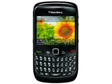 BLACKBERRY CURVE 8520 BLACK UNLOCKED GSM SMART PHONE SB