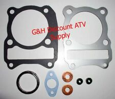 1985-1993 Suzuki Quadrunner LT LTF 230 230E 230GE Top End Engine Gasket Kit Set