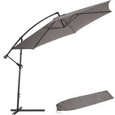 3,5m Sombrilla Parasol Exterior Terraza Jardín Patio Protección Solar UV