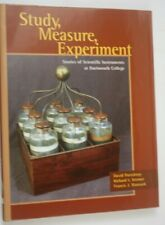 Study Measure Experiment Stories of Scientific Instruments Dartmouth Pantalony
