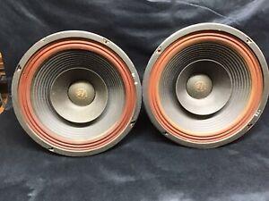 "Vintage Electro-Voice SP12 Full Range 12"" Speakers *Pair* AlNiCo Very Nice !"