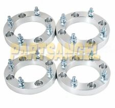 """(4) 1"""" 4x137 ATV Wheel Spacers Adapters for Can-Am Bombardier Commander 800 1000"""