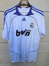 Maillot REAL MADRID Adidas camiseta shirt football BWin com L