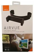 Kenu Airvue Car Headrest Tablet Mount For iPad Samsung Android Universal New