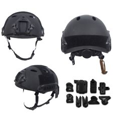 EMERSON ELMETTO SOFTAIR FAST PJ BK - EMERSON FAST HELMET ARMED EM5668A NERO