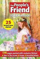 Very Good, The People's Friend 2018 Annual (Annuals 2018), Parragon Books Ltd, B