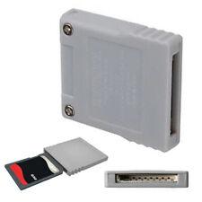 Kartenleser Stick Converter Adapter für Nintendo NGC Gamecube WII SD Memory Card
