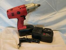 MAC TOOLS CORLESS IMPACT WRENCH# CL12192 W/ BATTERY 19.2V &CHARGER, works well.