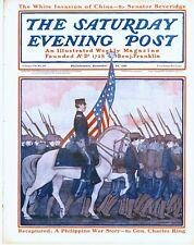 Saturday Evening Post  -  Full Magazine -  No Mailing Label - November 30, 1901