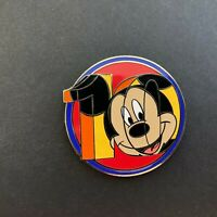 10 Years of Disney Pin Trading Mystery - Mickey Mouse Disney Pin 75235