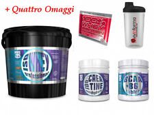 100% whey professional 5kg iso proteine siero del latte Muscle Center + scitec