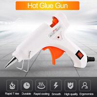 20W Electric Hot Melt Glue Gun Electric With Adhesive 7mm Glue Sticks DIY