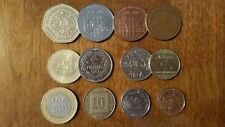 Jordan, Saudi Arabia, Lebanon, And More - lot of coins from the Middle East