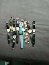 Used mens watches job lot x 10