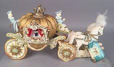 Cinderella's Fairytale Pumpkin Carriage OOAK Artist Doll Goldbug Studios Disney