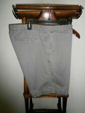 "TOMMY BAHAMA 40"" Waist 100% Cotton Grey Walking Shorts -FAST SHIP-"