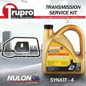 SYNATF Transmission Oil + Filter Kit for BMW 5 7 8 Series E39 540I 740iL 840Ci