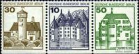 Berlin (West) W72 gestempelt 1980 Burgen und Schlösser