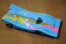 WEDGE CAR ON 4 INCH CHASSIS