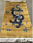 AN AWESOME CHINESE DRAGON 🐉 RUG 3' x 5'